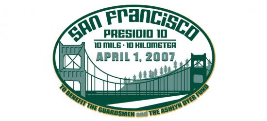 Fun Run in the Bay City: Presidio 10