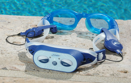 Get in Gear: Finis SwimP3 Player