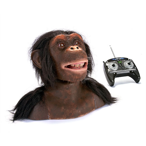 Product of the Day: Remote Controlled Chimp