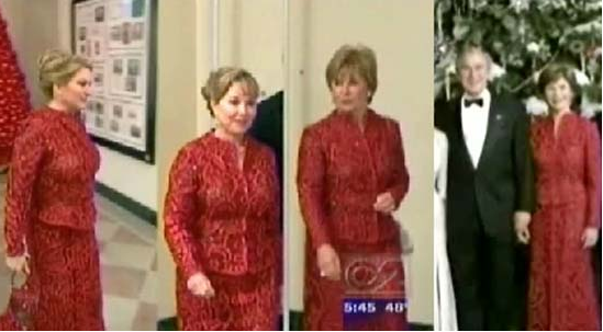 The First Lady: Punk'd By Oscar de la Renta?