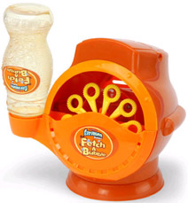 Product of the Day: Chicken Flavored Bubble Machine