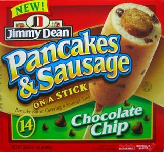 Product of the Day: Jimmy Dean Pancakes and Sausage on a Stick