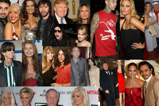 Vote Now! Who Is the Oddest Celeb Couple?
