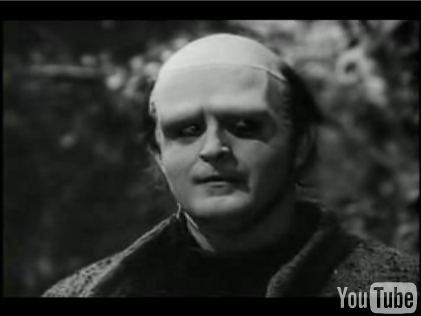 Peter Boyle in Young Frankenstein