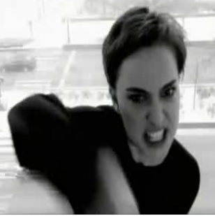 Natalie Portman Gets Raptastically Real