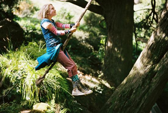 Bridge to Terabithia: Good, But Imagination Can Do Better