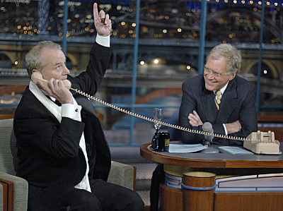 TV Tonight: Letterman's 25th Anniversary