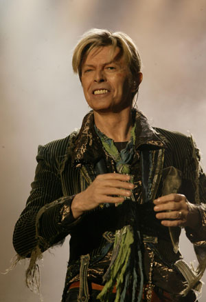 "Song of the Day: David Bowie, ""Ashes to Ashes"""