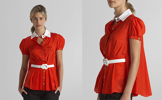 Fendi Silk Blouse With Belt: Love It or Hate It?