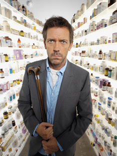 Dr. House Is In — On Your iPod