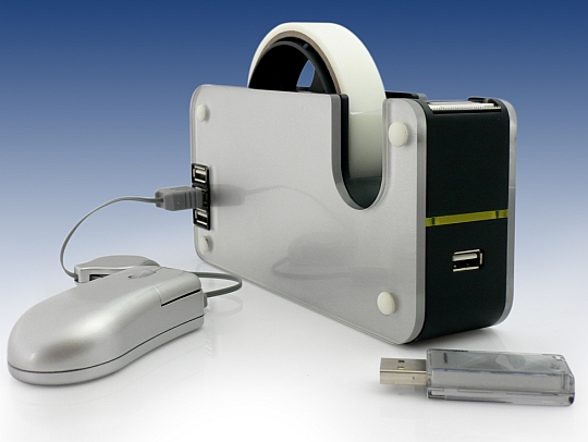 USB Tape Dispenser 2