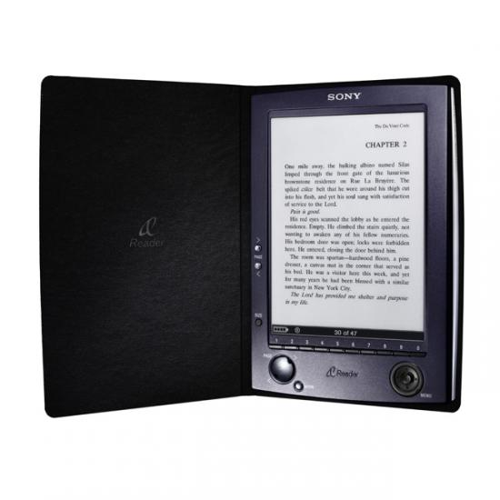 Hide your horrible taste in books with a Sony Reader