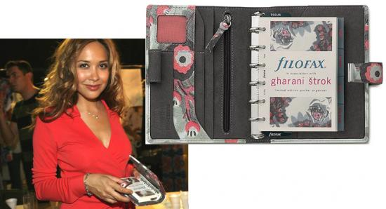 Myleene Klass Stays Organized With The Gharani Filofax
