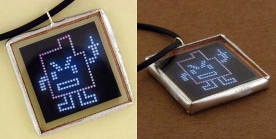 Totally Geeky or Geek Chic? Controversial Aqua Teen Light Necklace