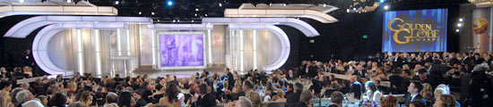 Come Party With Me: Golden Globes Viewing - Invites