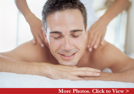Valentine's Day Gift Idea's for HIM! - Spa Day