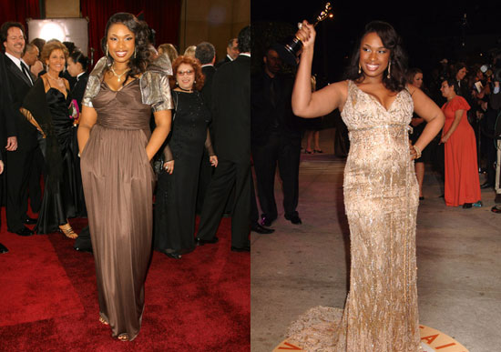 Oscars Poll: Which Jennifer Hudson Dress Was Most Fab?