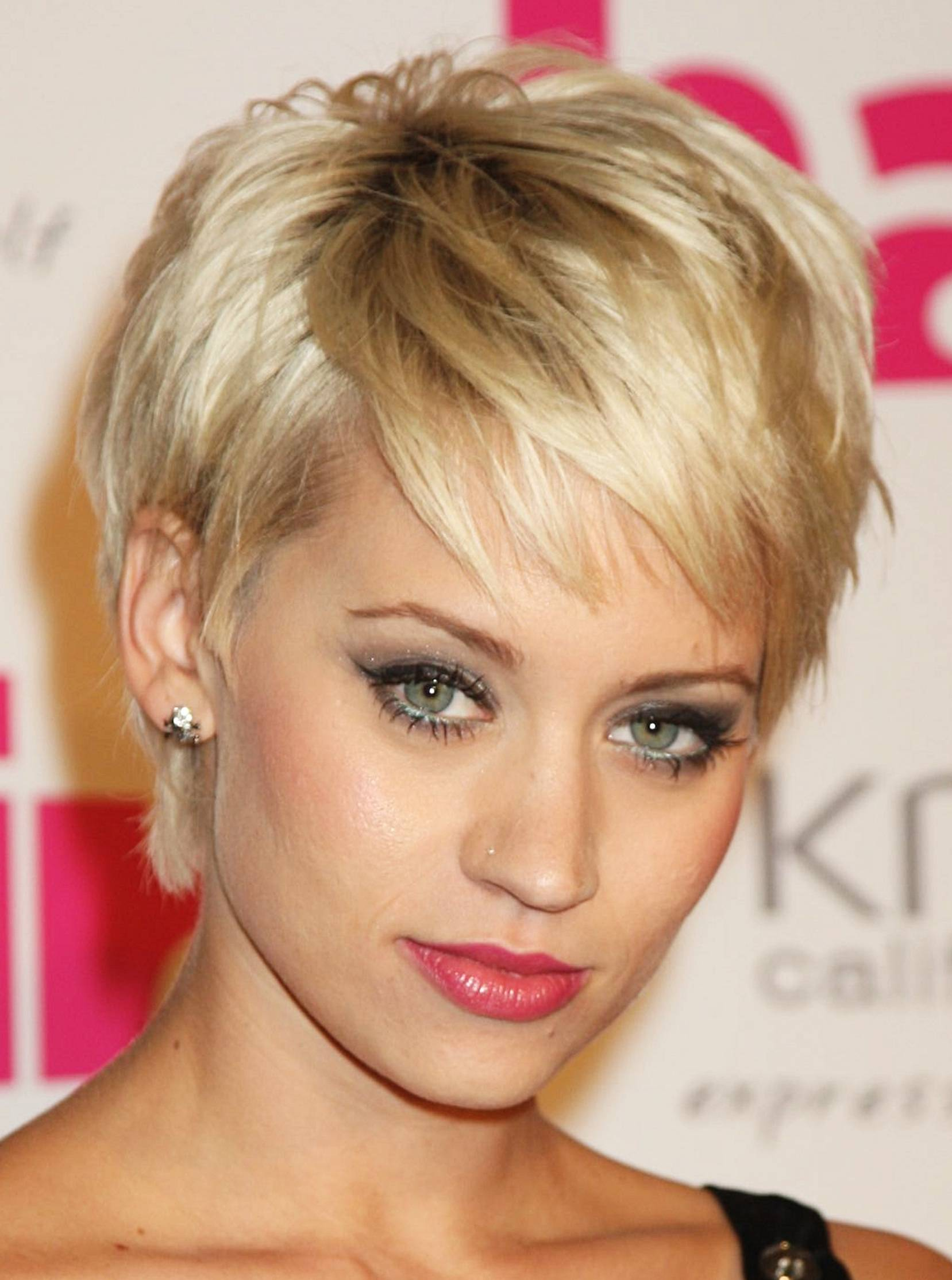short haircuts for thick hair | short hairstyles