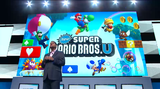 Nintendo E3 Wii U Press Conference Pictures