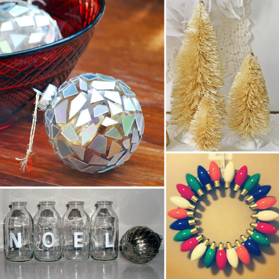 Do it yourself christmas crafts top 38 easy and cheap diy easy do it yourself christmas decorations billingsblessingbags solutioingenieria Choice Image