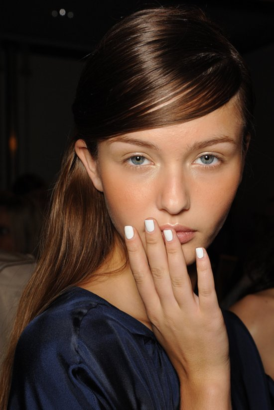Band of Outsiders Spring 2014 nails