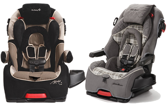 Safety 1st and Ed Bauer Convertible Car Seat Recall Alert ...