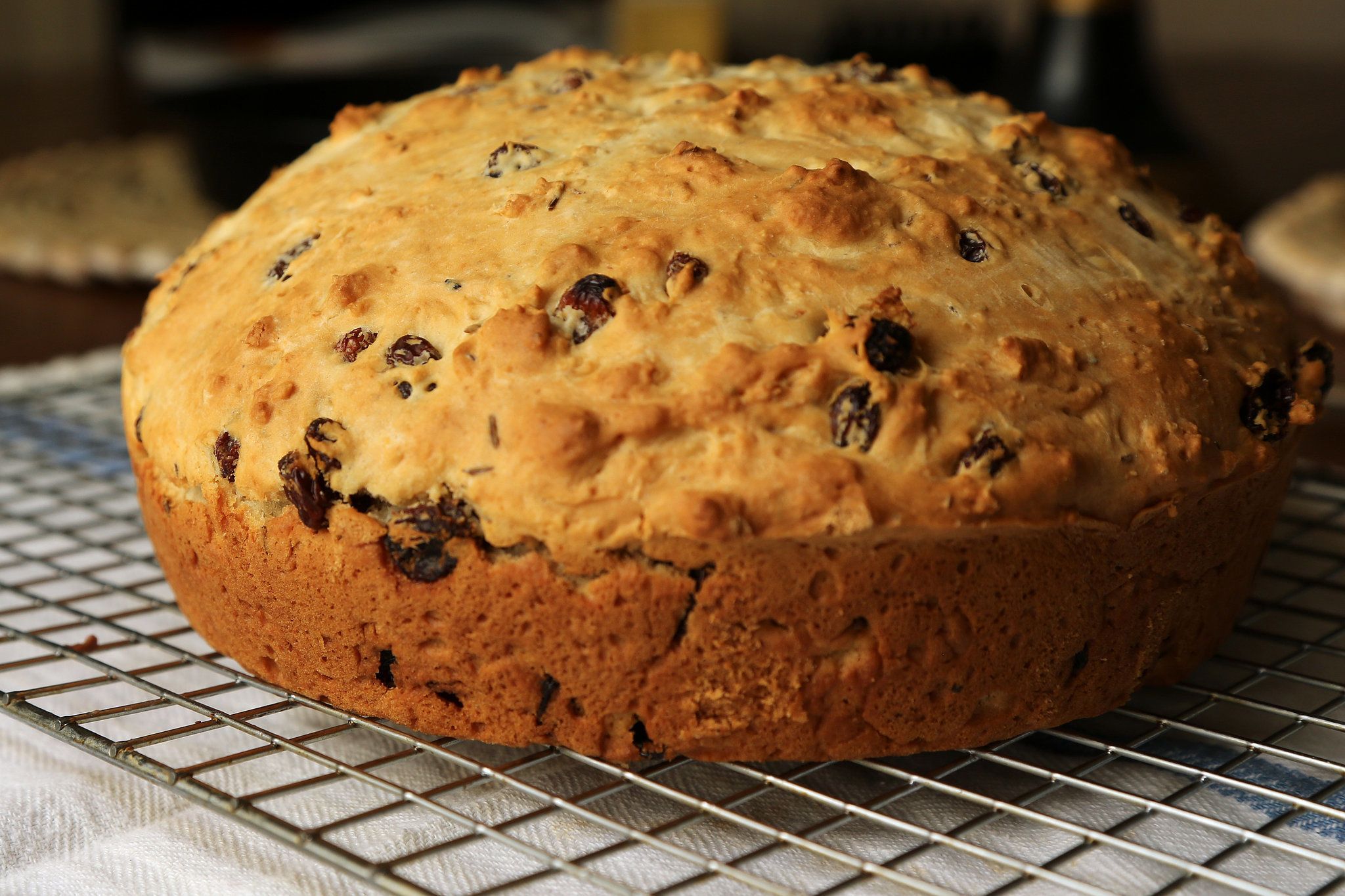 This Original Soda Bread Recipe Comes Straight From An Irish Great Grandmother